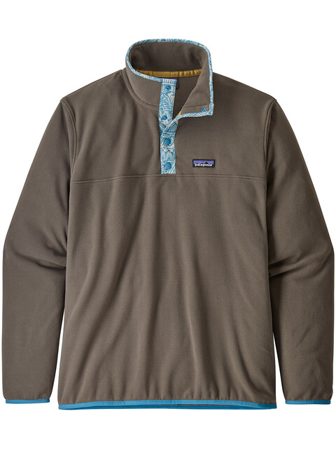 Patagonia M's Micro D Snap-T Pullover Burnie Brown